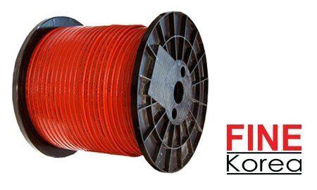 Нагревательный саморегулирующийся кабель Fine Korea
