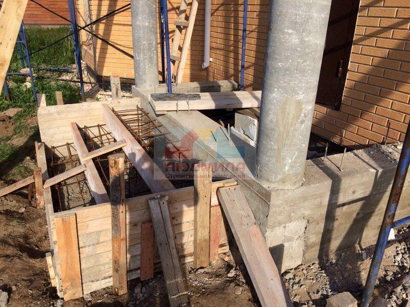 Токсово бетон как я строил дом из керамзитобетона