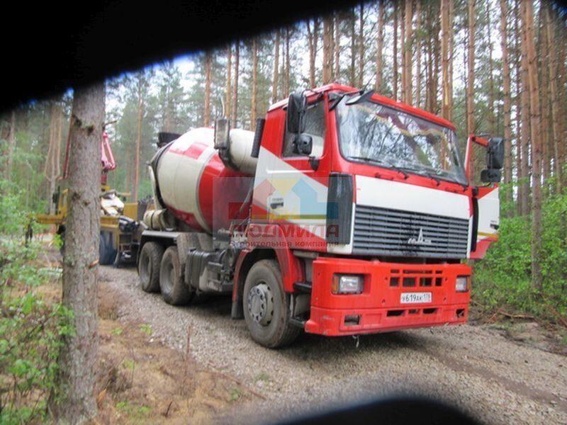 Везем бетон продажа и доставка бетона в москве